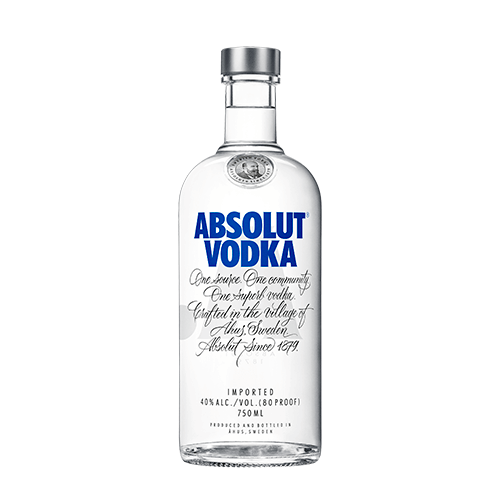 Absolut Vodka Original 750