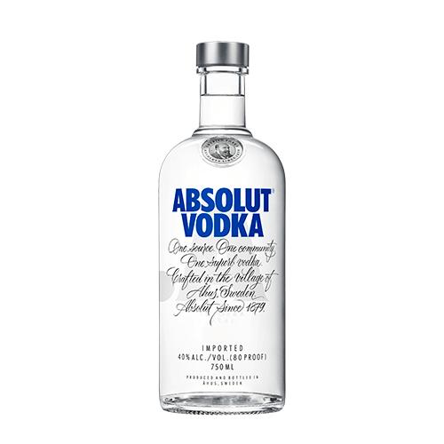 Absolut Vodka Original 750