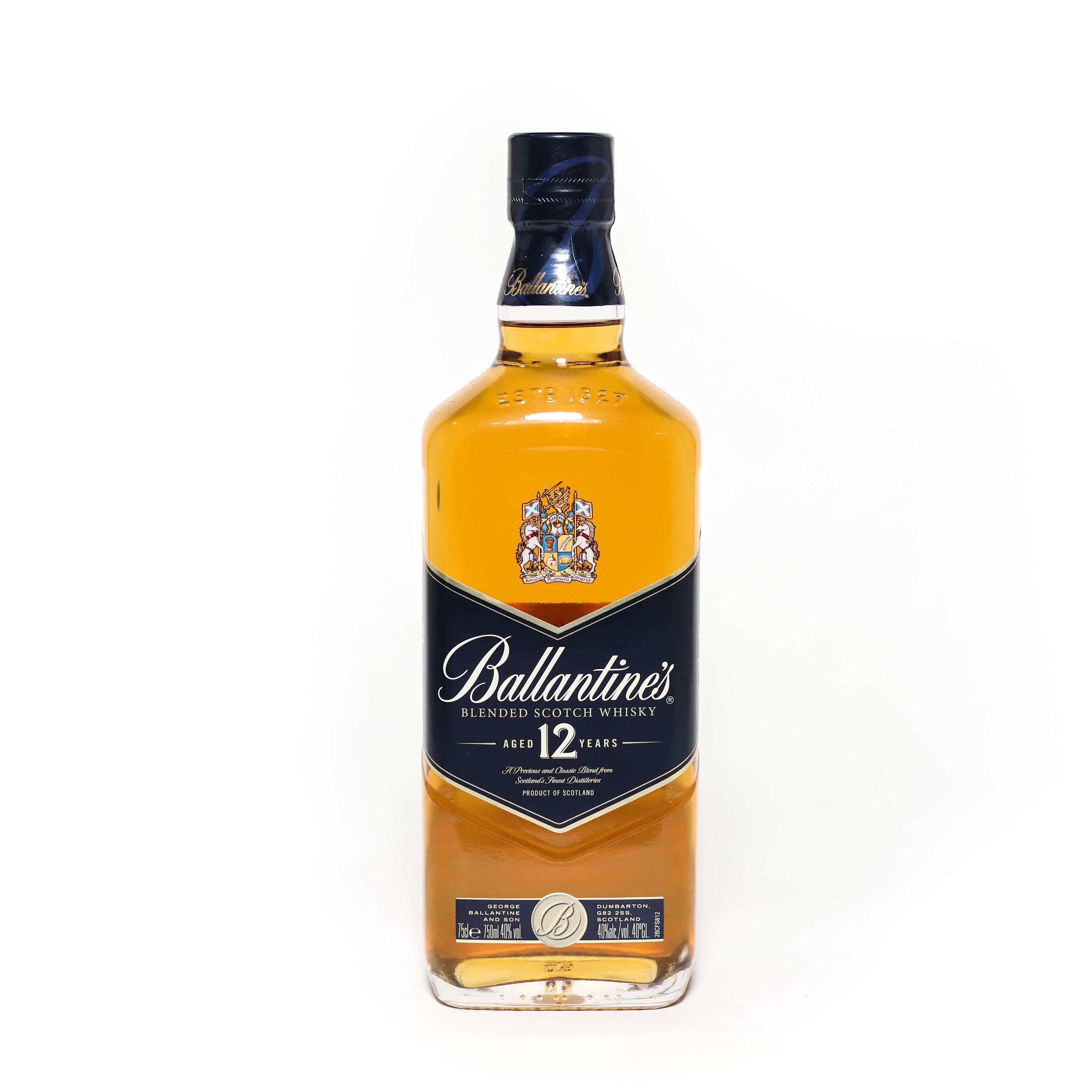 Ballantines Aged 12 Years